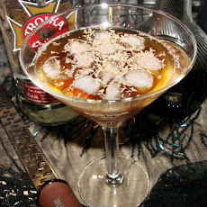 Nif's Quick Chocolate Martini