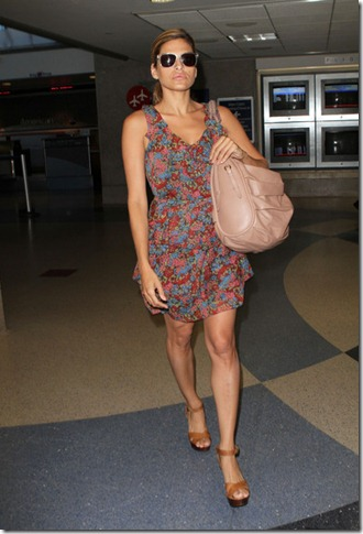 Eva Mendes Dresses Skirts Day Dress uSXPCgCHfBSl