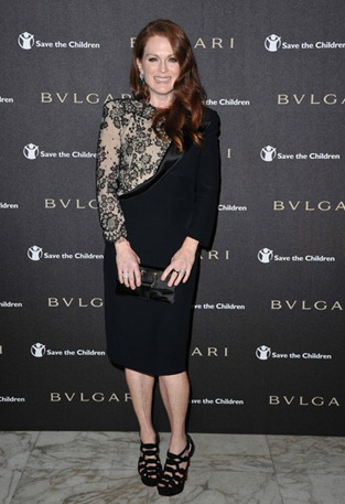 Julianne Moore Bulgari Express Save Children 35rOsMilPcWl