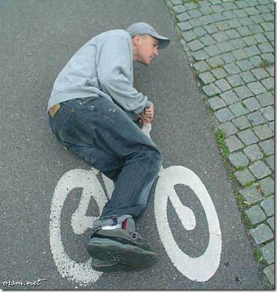Funny Biker #1