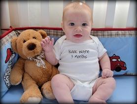 isaac 3 month bear