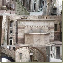 piccoli frammenti di Perugia
