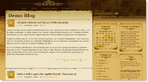 aspire premium wordpress theme, free premium wrodpress template