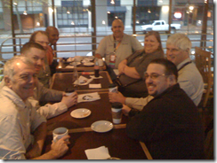 SQL Saturday breakfast at Top Pot