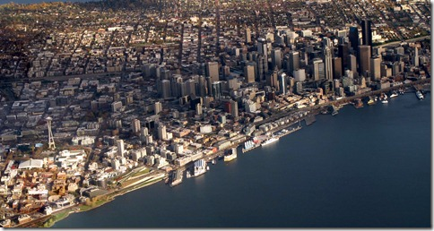 Downtown Seattle 2010