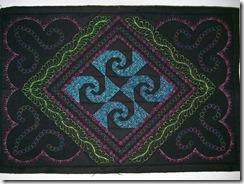 Threads quilt 2008