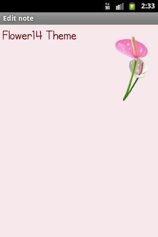 Flower14Theme