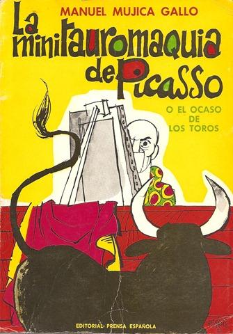 La minitauromaquia de Picasso 001