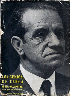 Los genio de cerca- Belmonte-Bollaín (portada)