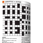 hindustan-times-crossword