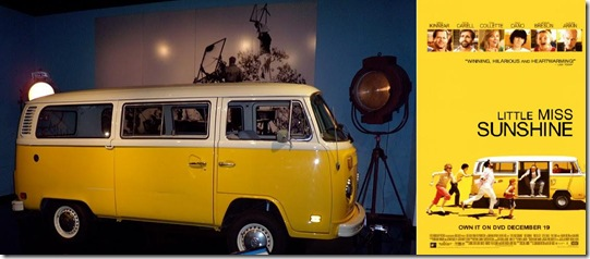 Little miss sunshine 1979 VW transporter