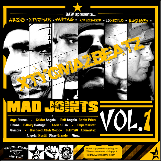 Mad Joints vol.1