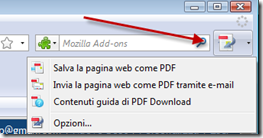 add pdf on html to download