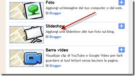 slideshow blogger