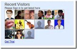 visitatori recenti