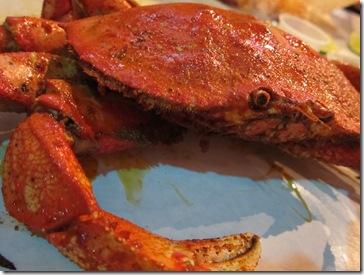 boiling crab crab