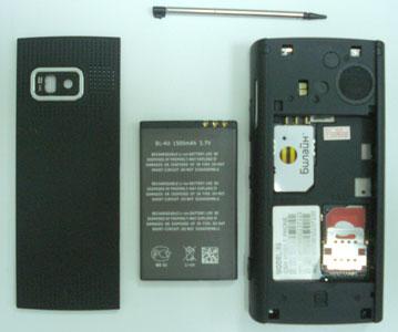 China Nokia X6