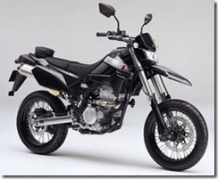motor baru kawasaki