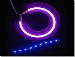 lampu led untuk mempercantik motor anda