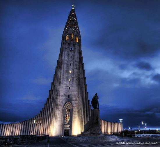 2 -Church, Reykjavik, Iceland10