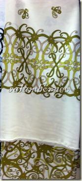 kain hijau