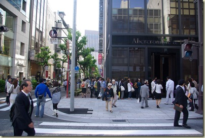 2010-05-15 Ginza Day Second Trip 06 Abercrombie
