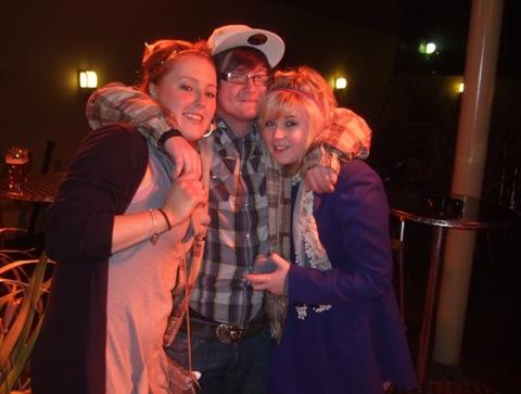 Lauren, Drohan & I [2]
