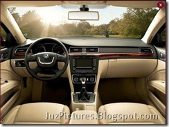 2009_Skoda_Superb-Interiors