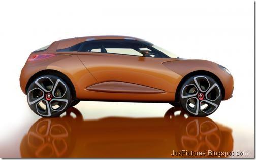 Renault Captur concept2
