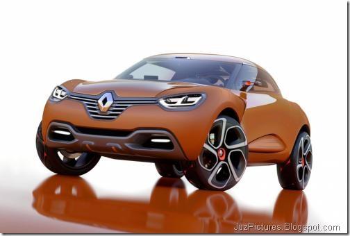 Renault Captur concept4