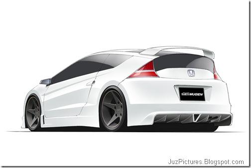 Mugen Honda CR-Z Sketches2