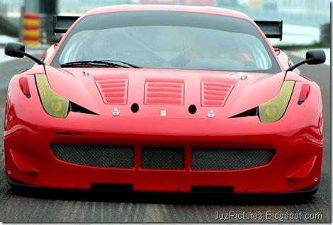 Risi Competizione Ferrari 458 GTC6