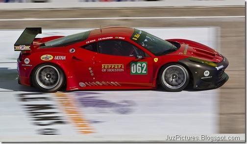 Risi Competizione Ferrari 458 GTC18
