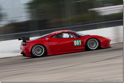 Risi Competizione Ferrari 458 GTC19