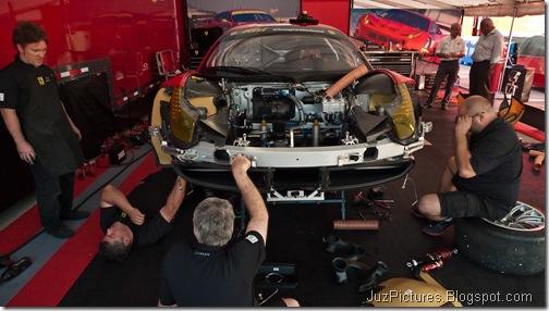 Risi Competizione Ferrari 458 GTC24