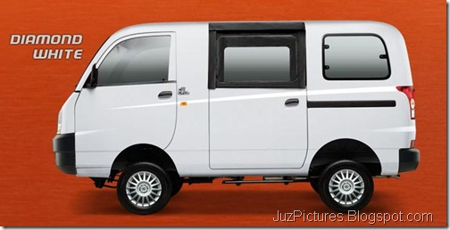 mahindra-maxximo-mini-van-diamond-white-color