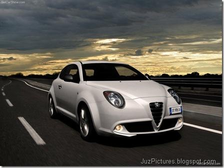 Alfa Romeo MiTo GTA Concept1