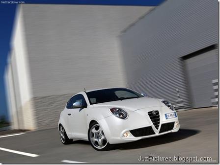 Alfa Romeo MiTo GTA Concept8