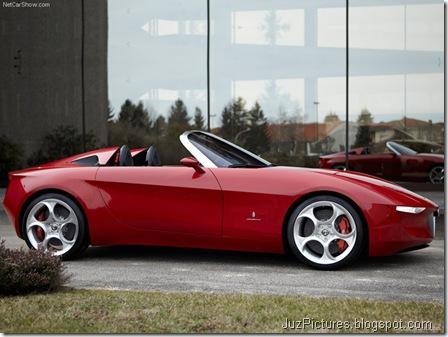 Alfa Romeo 2uettottanta Concept 3