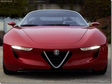 Alfa Romeo 2uettottanta Concept 7