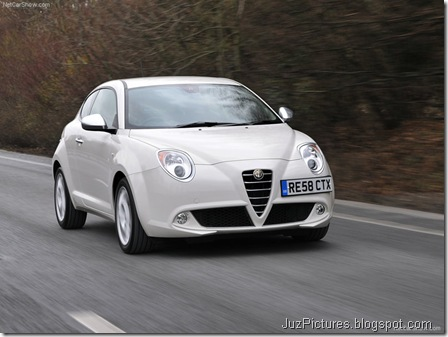 Alfa Romeo MiTo UK Version8