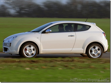 Alfa Romeo MiTo UK Version9