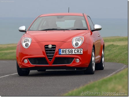 Alfa Romeo MiTo UK Version12