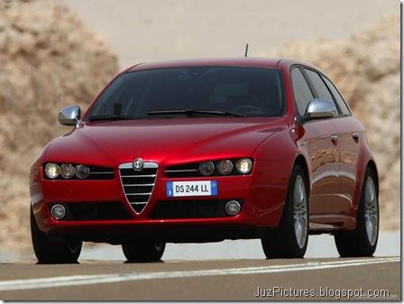 Alfa Romeo 159 Sportwagon 2