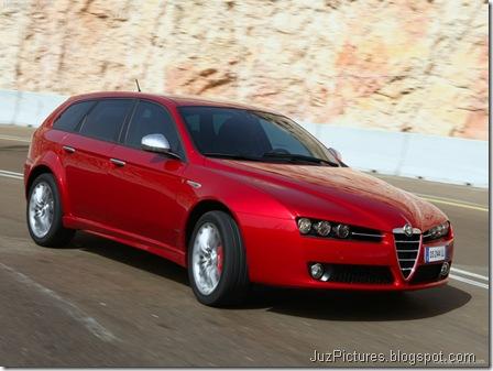 Alfa Romeo 159 Sportwagon 6