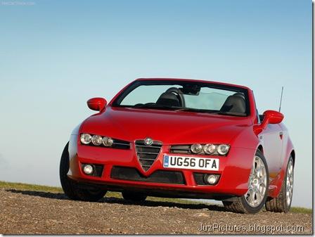 Alfa Romeo Spider UK Version3