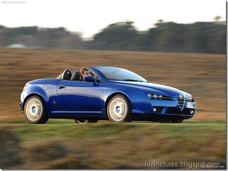 Alfa Romeo Spider UK Version6