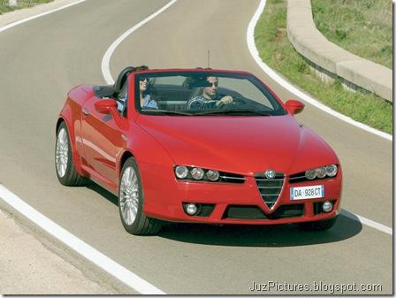 Alfa Romeo Spider15
