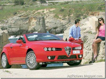 Alfa Romeo Spider7