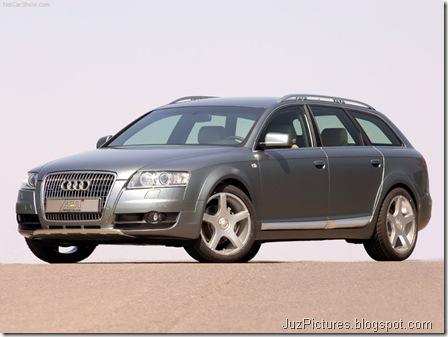 2006 ABT Audi Allroad Quattro - Front 1